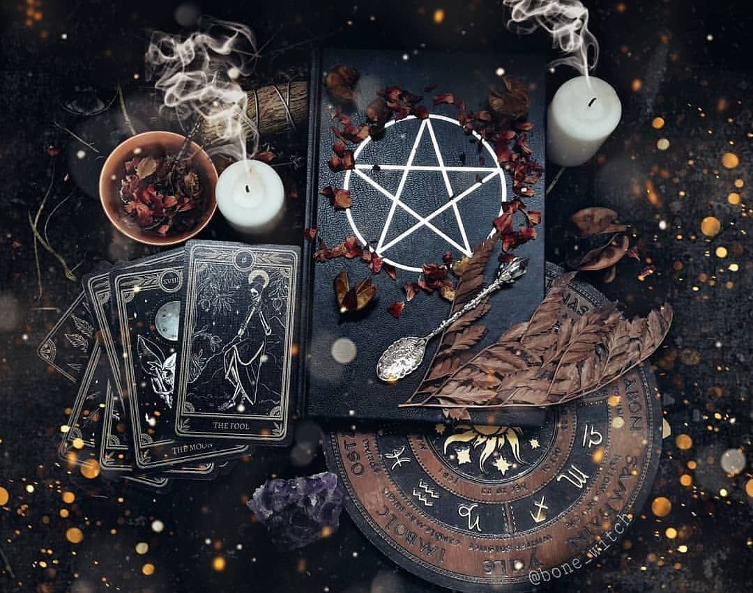 Witchcraft tips for beginners